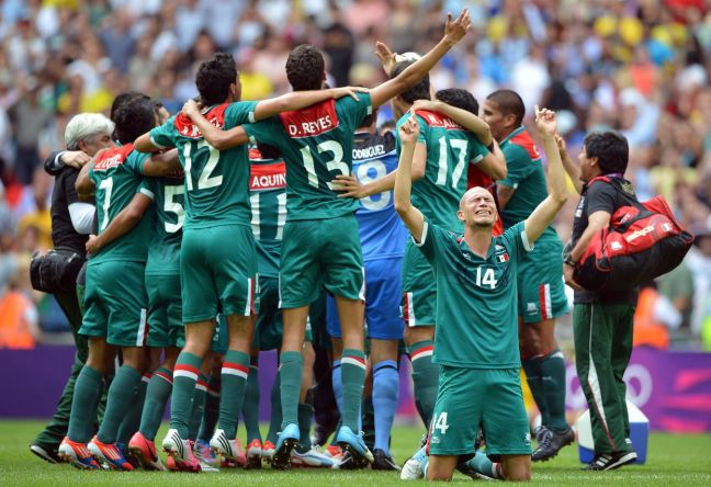 #MexicanosCampeones - Krauthammer México